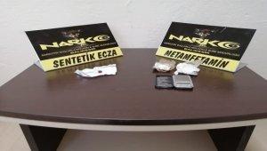 Balıkesir'de uyuşturucu operasyonlarında 2 tutuklama