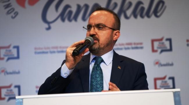 """""""Çanakkale'miz Tarihine Yakışır Bir Vefa, Birlik ve Beraberlik Örneği Sergiledi"""""""