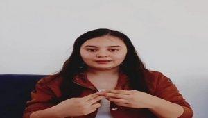 """Çanakkale'de öğrencilerden """"Engel Olma, Farkında Ol"""" videosu"""