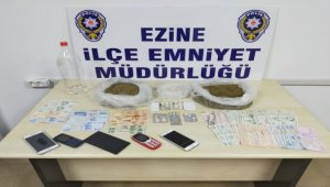 Çanakkale'de uyuşturucu operasyonunda 4 şüpheli gözaltına alındı