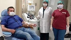 Hastanemizde Covid-19 İçin Bir Başarı Daha Gerçekleşti