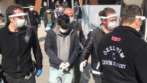 İstanbul'da öldürdükleri kişiyi battaniyeye sarıp Kocaeli'ye bıraktıkları iddiasıyla 9 kişi yakalandı