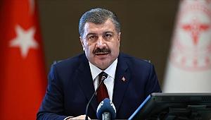 Sağlık Bakanı Koca'dan 'tedbirlere tam uyum' çağrısı