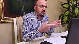 """""""TBMM'de Temsilcisi Bulunan Tüm Siyasi Partilerimizin Çanakkale İl Başkanlarını Aradım"""""""