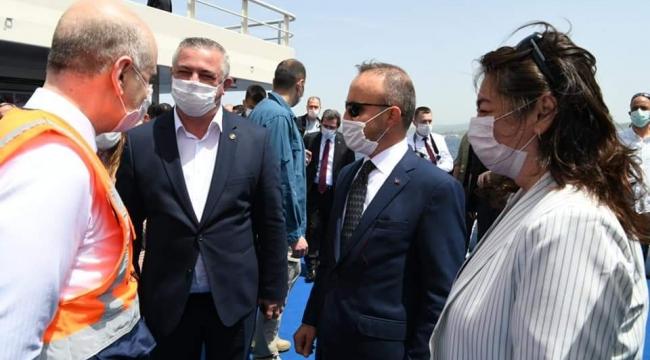 Başkan Oruçoğlu müjdeyi verdi: Geyikli komple asfaltlanıyor