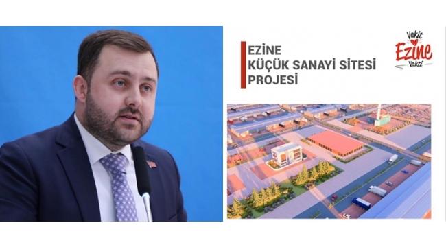 """Başkan Yüksel müjdeyi verdi: """"Küçük Sanayi Sitesi'nin ihalesi Temmuz'da yapılacak"""""""