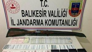 Edremit'te kumar operasyonunda 9 kişiye para cezası