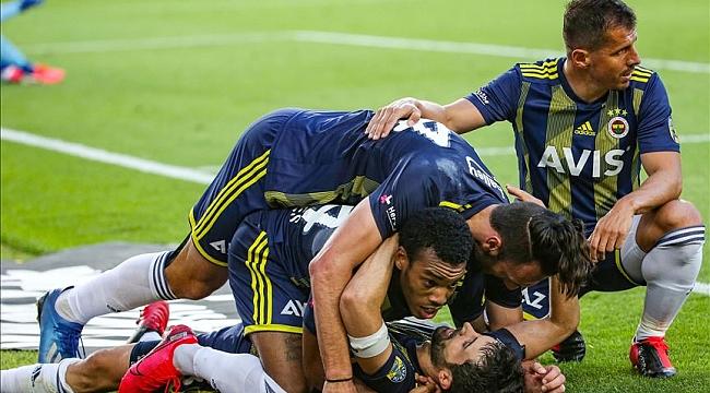 Fenerbahçe galibiyeti uzatmalarda aldı