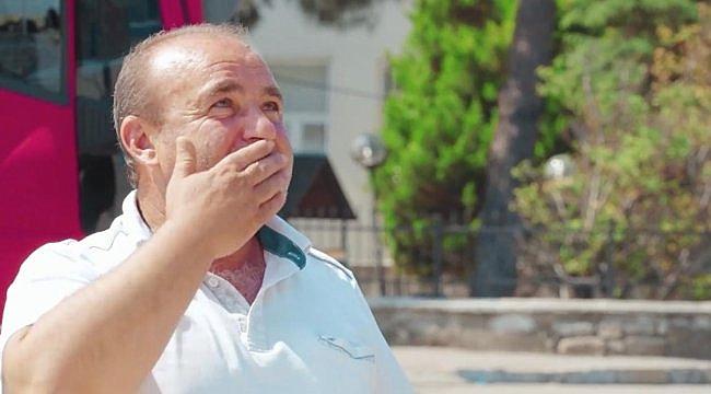 """GESTAŞ'tan şoförlere duygulu """"Babalar Günü"""" sürprizi"""