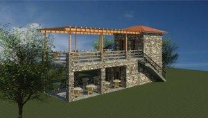 Gökçeada Belediyesinin kaçak yapı inşa ettiği iddiası