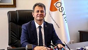 ÖSYM Başkanı Aygün: YKS adaylarına maske ve dezenfektan dağıtılacak