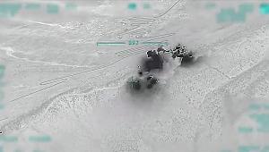 Pençe-Kartal Operasyonu'yla terör yuvalarına büyük darbe vuruldu