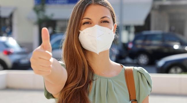 Sıcakta nemlenen maskenizi hemen değiştirin, çünkü…
