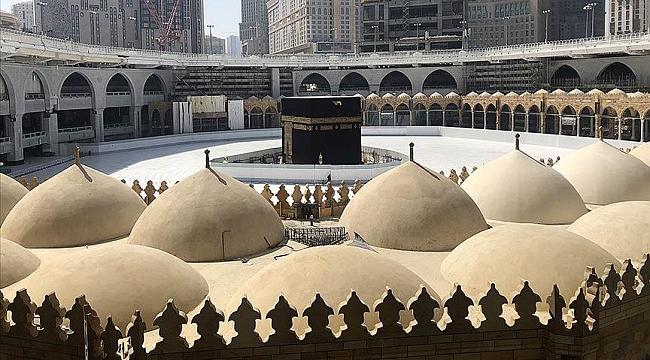 Suudi Arabistan: Bu yıl yurt dışından hacı kabul edilmeyecek