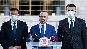 """AK Parti'li Turan """"Tüm partilerin gösterdiği bu anlayışı baro başkanları da göstermeli"""""""