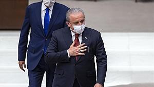 AK Parti Tekirdağ Milletvekili Mustafa Şentop, yeniden TBMM Başkanı