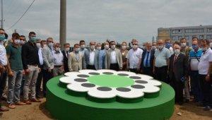 Biga'da Srebrenitsa Anıtı törenle açıldı