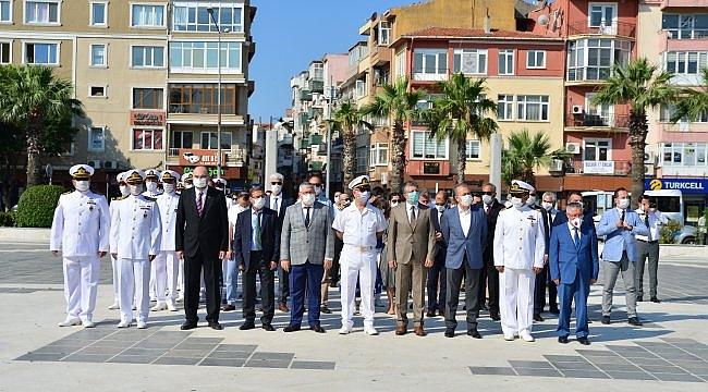 Denizcilik ve Kabotaj Bayramı Çanakkale'de kutlandı