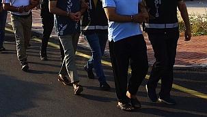 FETÖ'nün jandarma mahrem yapılanmasına yönelik operasyonda 14 zanlı gözaltına alındı