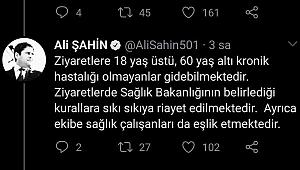 Gaziantep Milletvekili Ali Şahin, Çanakkale'ye düzenlenen seferlerle alakalı eleştiri yapanlara cevap verdi.