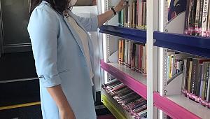 """""""Okuma alışkanlığının ve kitap sevgisinin her bir vatandaşımıza ulaştırılması gerekiyor"""""""