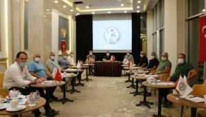 Türkiye Güreş Federasyonu Yönetim Kurulu toplantısı Yalova'da yapılıyor