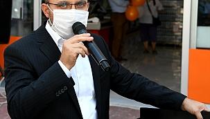 "AK Parti'li Turan: ""Akdeniz'de de müjde alacağımızı düşünüyoruz"""