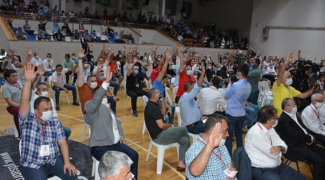 Balıkesirspor'un yeni başkanı Ümit Arslan oldu