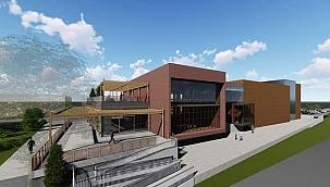 Ezine Kültür Merkezi yıl sonunda kapılarını açacak
