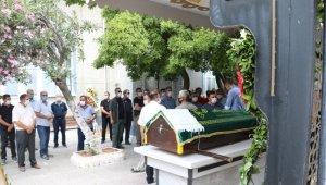 İçişleri Bakan Yardımcısı İnce, hayatını kaybeden eski şoförü İsmail Şal'ın cenaze törenine katıldı