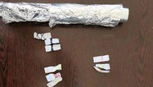 Tekirdağ'da uyuşturucuyla yakalanan 4 kişi gözaltına alındı