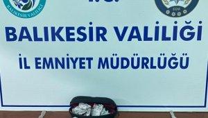 Balıkesir'deki uyuşturucu operasyonlarında 5 tutuklama