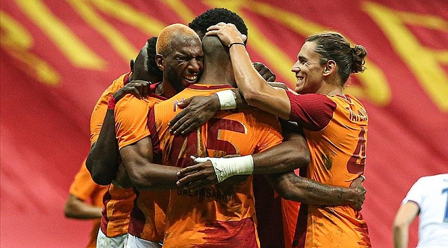 Galatasaray UEFA Avrupa Ligi'nde play-off turunda