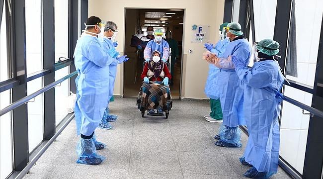 Türkiye'de Kovid-19'dan iyileşen hasta sayısı 266 bin 117 oldu