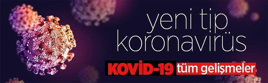 Türkiye'de son 24 saatte 1519 kişiye Kovid-19 tanısı konuldu, 61 kişi hayatını kaybetti