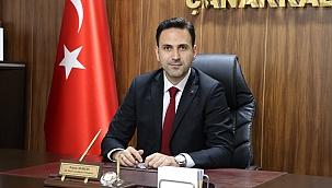 """AK Parti İl Başkanı Naim Makas: """"Her fırsatta Atatürk'ün ismi üzerinden siyaset yapanları kamuoyunun takdirine bırakıyorum"""""""