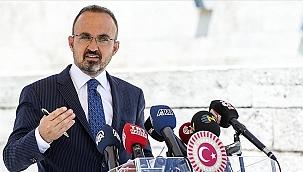 AK Parti'li Turan: 6-8 Ekim olayları bu millete ihanetin resmidir