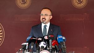 """Akşener'e Turan'dan """"nezaketli"""" cevap"""