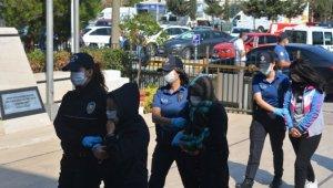 Balıkesir'de fuhuş operasyonunda yakalanan 4 şüpheli tutuklandı