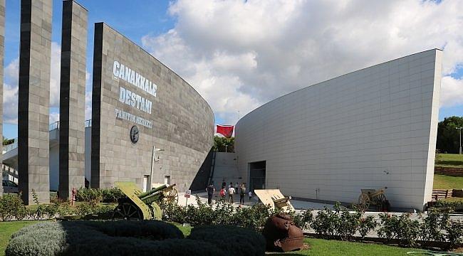 """Çanakkale Savaşları Gelibolu Tarihi Alanı'nda """"Müze Kart"""" uygulaması başladı"""