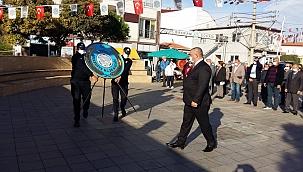 Geyikli'de Cumhuriyet Bayramı kutlandı