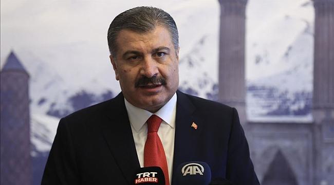 Sağlık Bakanı Koca uyardı: Bir haftadır Kovid-19 vakaları başta İstanbul ve Bursa birçok ilimizde artış eğiliminde