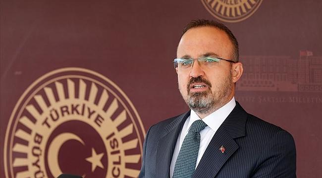 AK Parti Grup Başkanvekili Turan: Savcılık Alaattin Çakıcı'ya gerekli soruşturmayı başlatmış