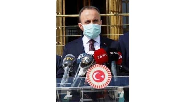 """Bülent Turan, Meral Akşener'e seslendi: """"Yine 'Bülent Turan partimize operasyon yapıyor' mu diyeceksiniz?"""""""