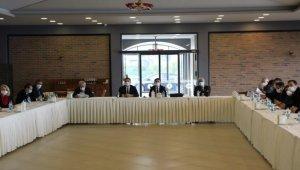 Çanakkale'de İl Pandemi Kurulu toplantısı gerçekleştirildi