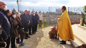 Gelibolu'da hayatını kaybeden Beyaz Ruslar anıldı