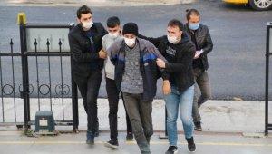 Tekirdağ'da evinin çatısını seraya çevirerek uyuşturucu üreten zanlı tutuklandı