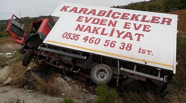 Tekirdağ'daki trafik kazasında 3 kişi yaralandı