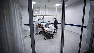 Türkiye'de Kovid-19'da günlük en yüksek vefat sayısı kayıtlara geçti