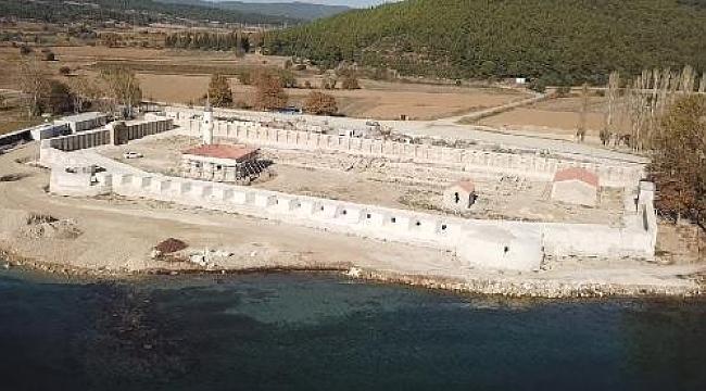 Çanakkale Boğazı'nın muhafızı asırlık kale, açık hava müzesi oluyor